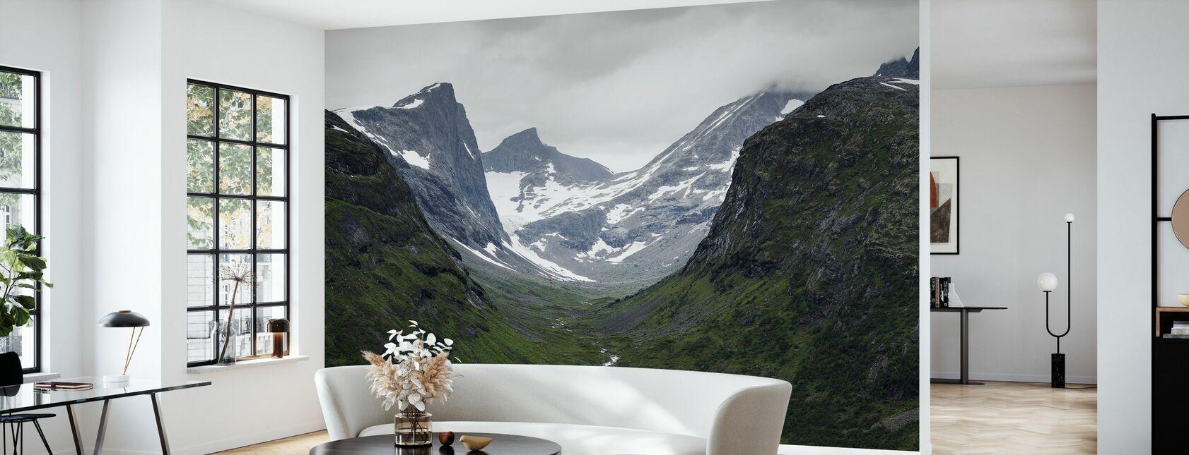 Jotunheimen, Norge - Tapet - Stue