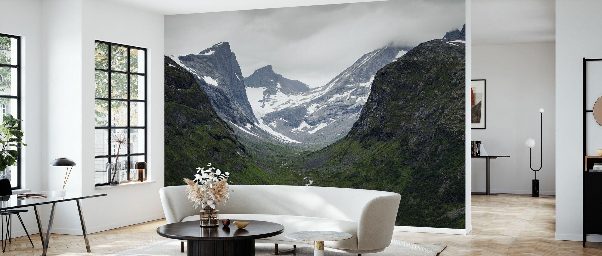 Jotunheimen, Norwegen - Tapete - Wohnzimmer
