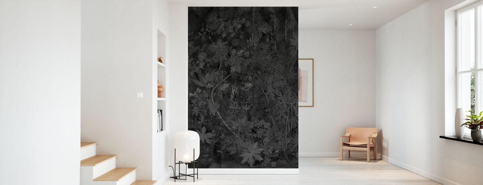 Flora Hysterica 3 - Wallpaper - Hallway
