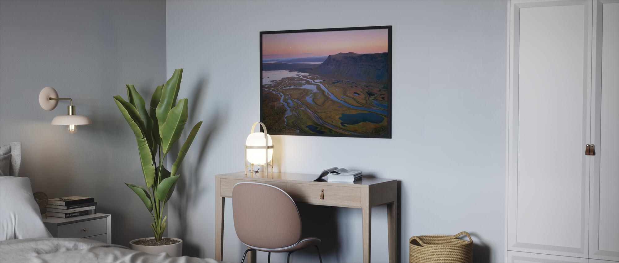 Enchanting Sarek - Poster - Bedroom