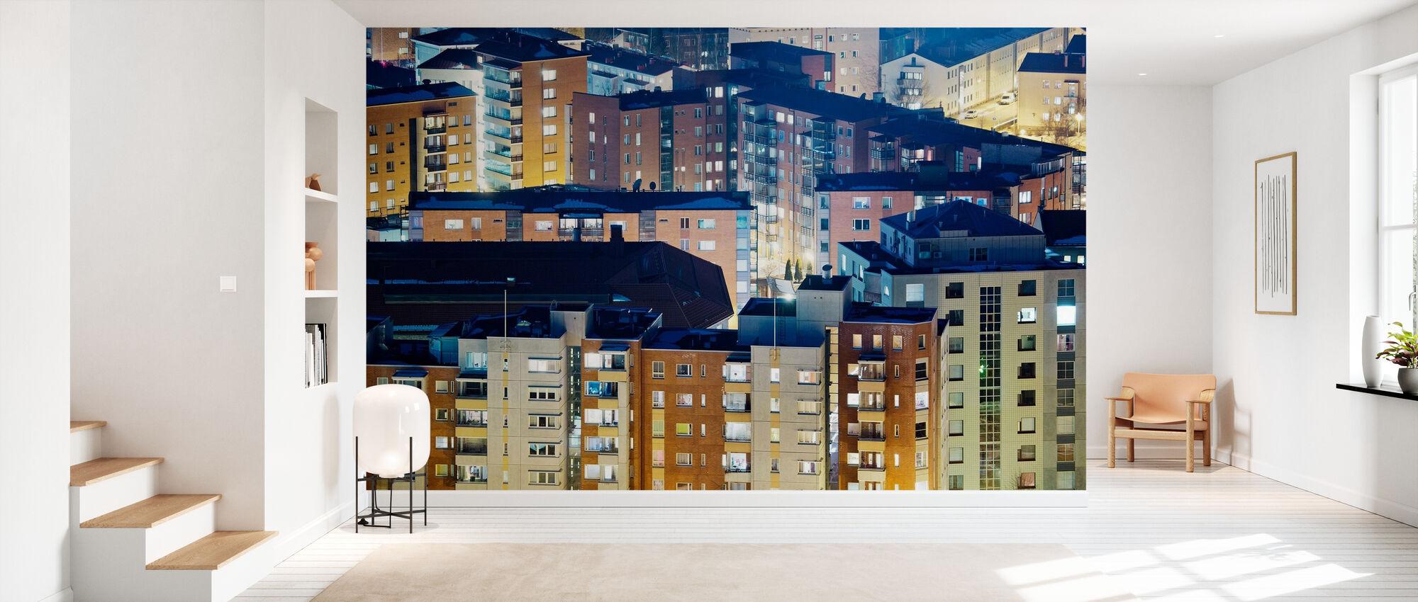Roofs of Finland - Wallpaper - Hallway