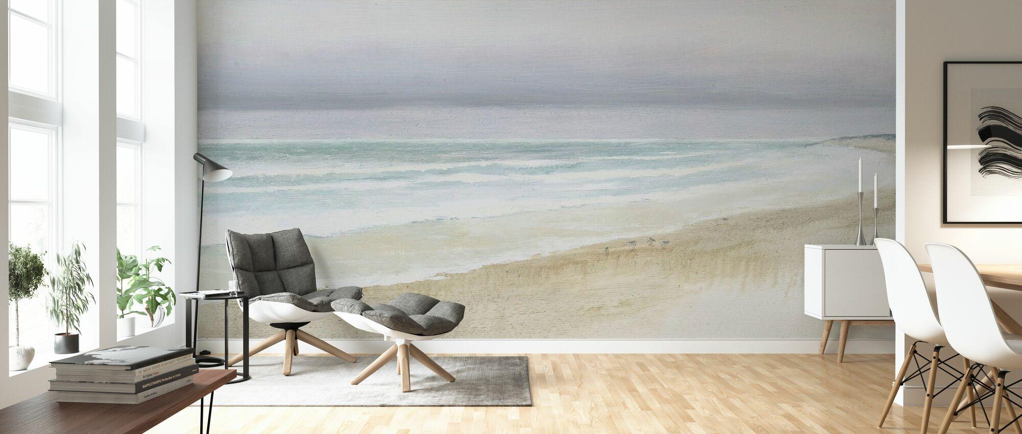 Serene havet - Tapet - Vardagsrum