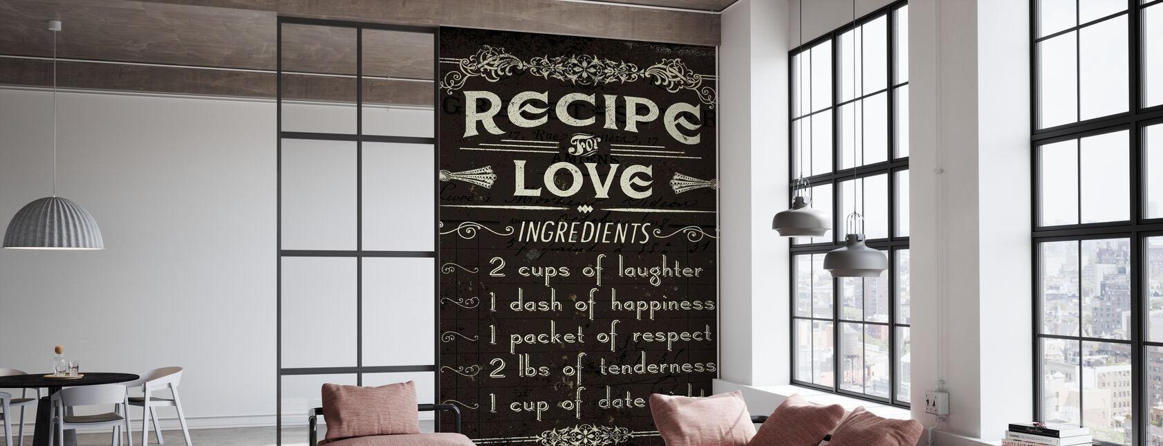 Life Recipes I - Wallpaper - Office