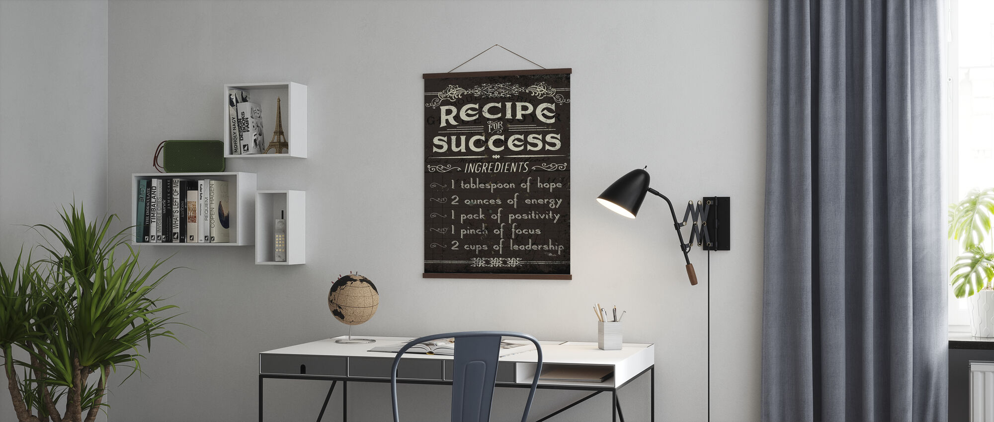 Life Recipes II - Poster - Office