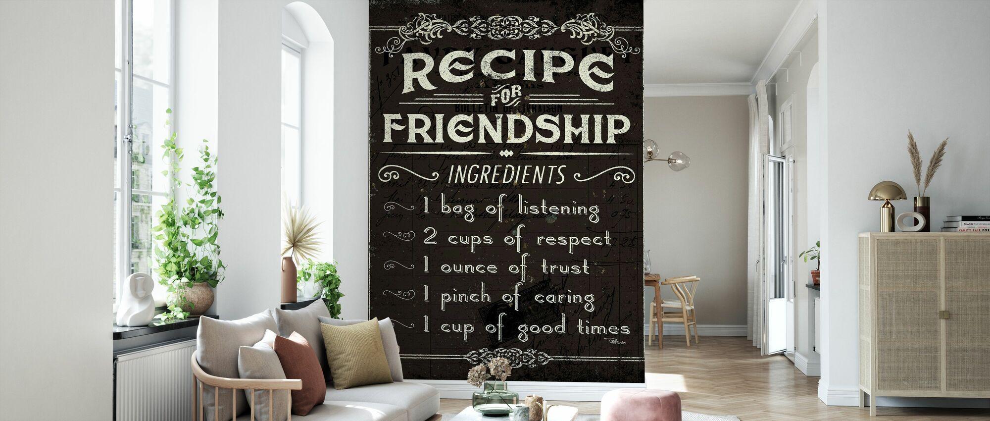 Life Recipes III - Wallpaper - Living Room