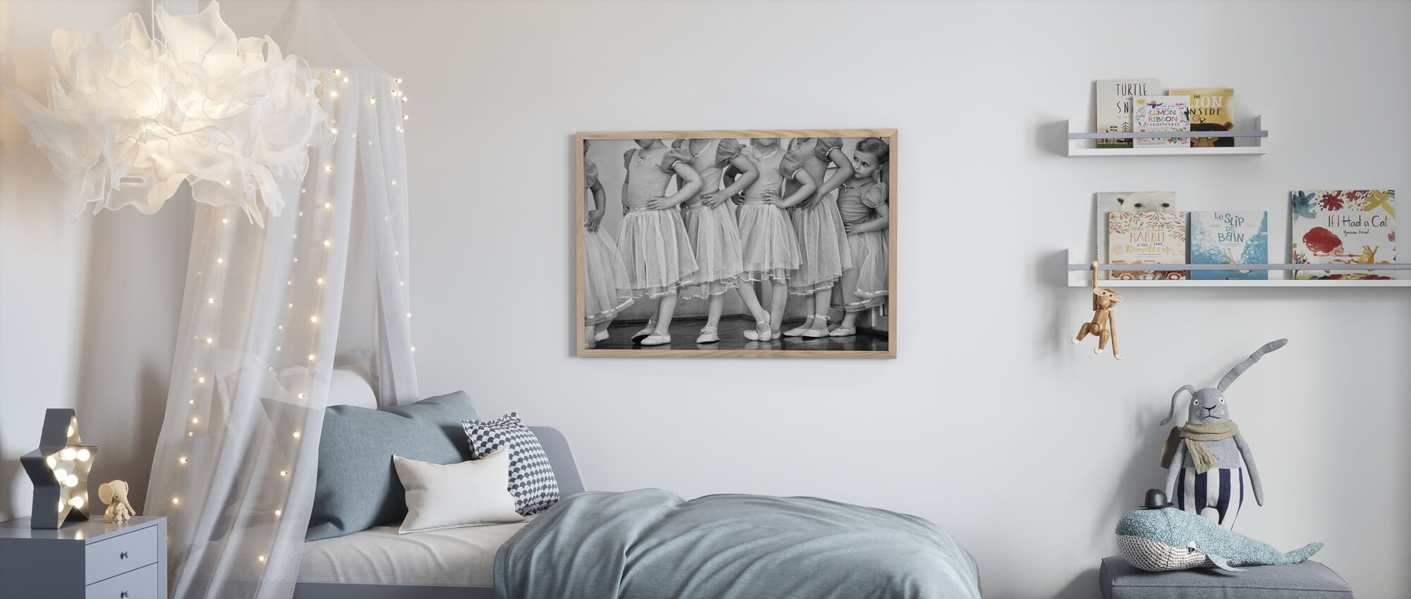 Ballerina - Poster - Kids Room