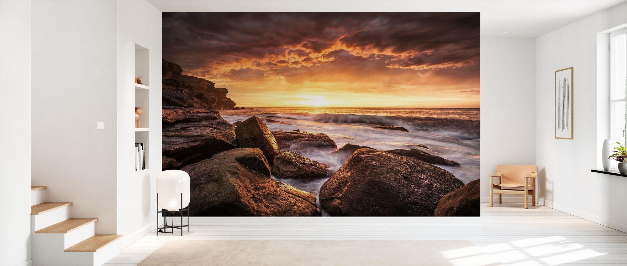 Cape Solander - Wallpaper - Hallway