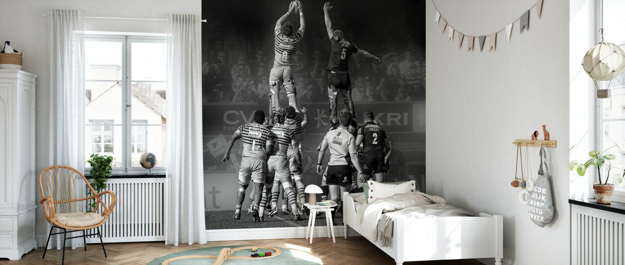 8 vs 5 - Wallpaper - Kids Room