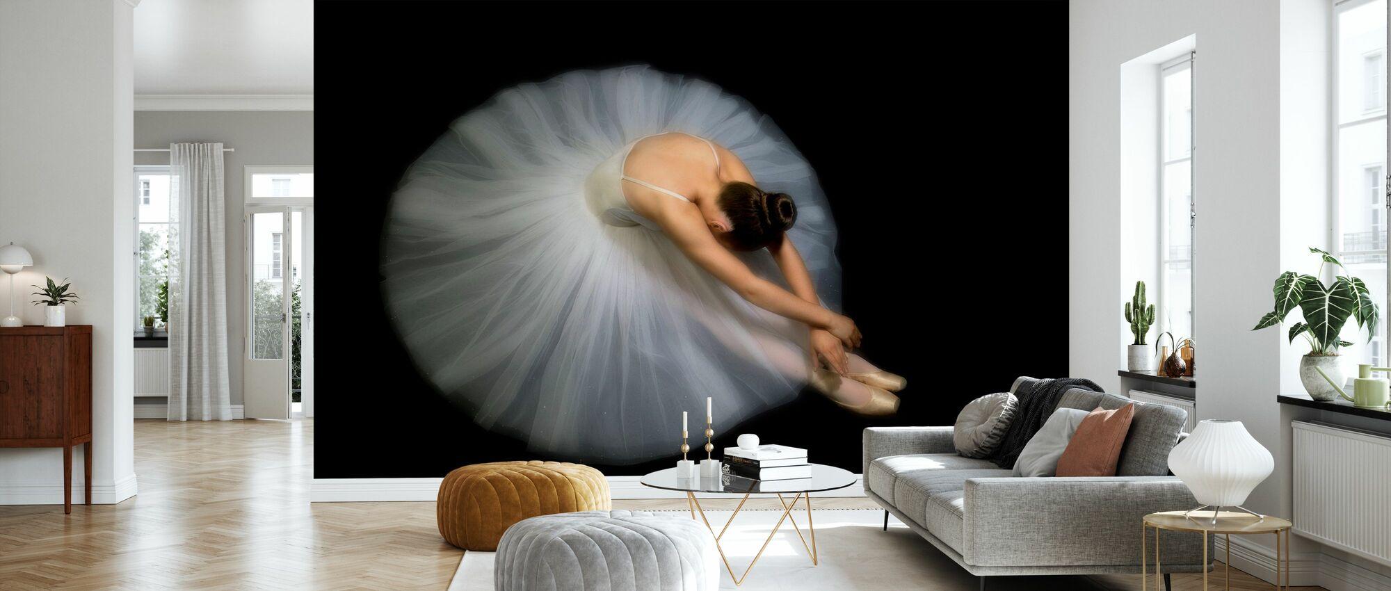 Elegance - Wallpaper - Living Room