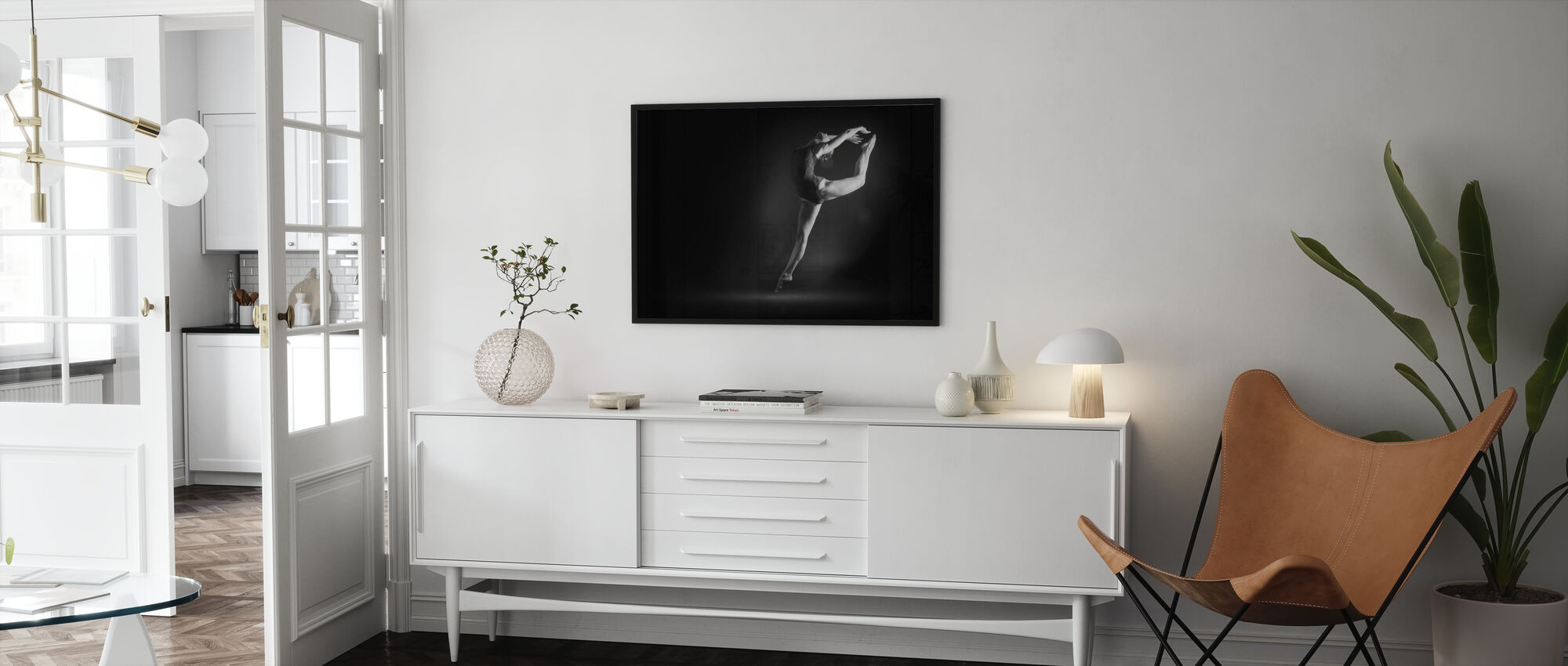 Tom - Poster - Living Room