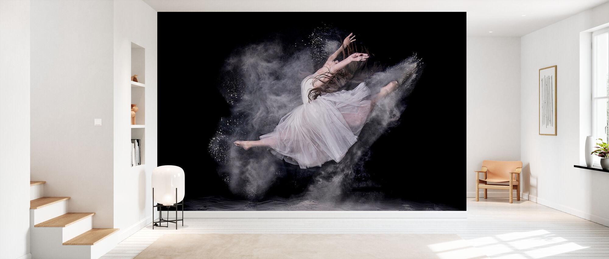 Cloud Dancer - Wallpaper - Hallway