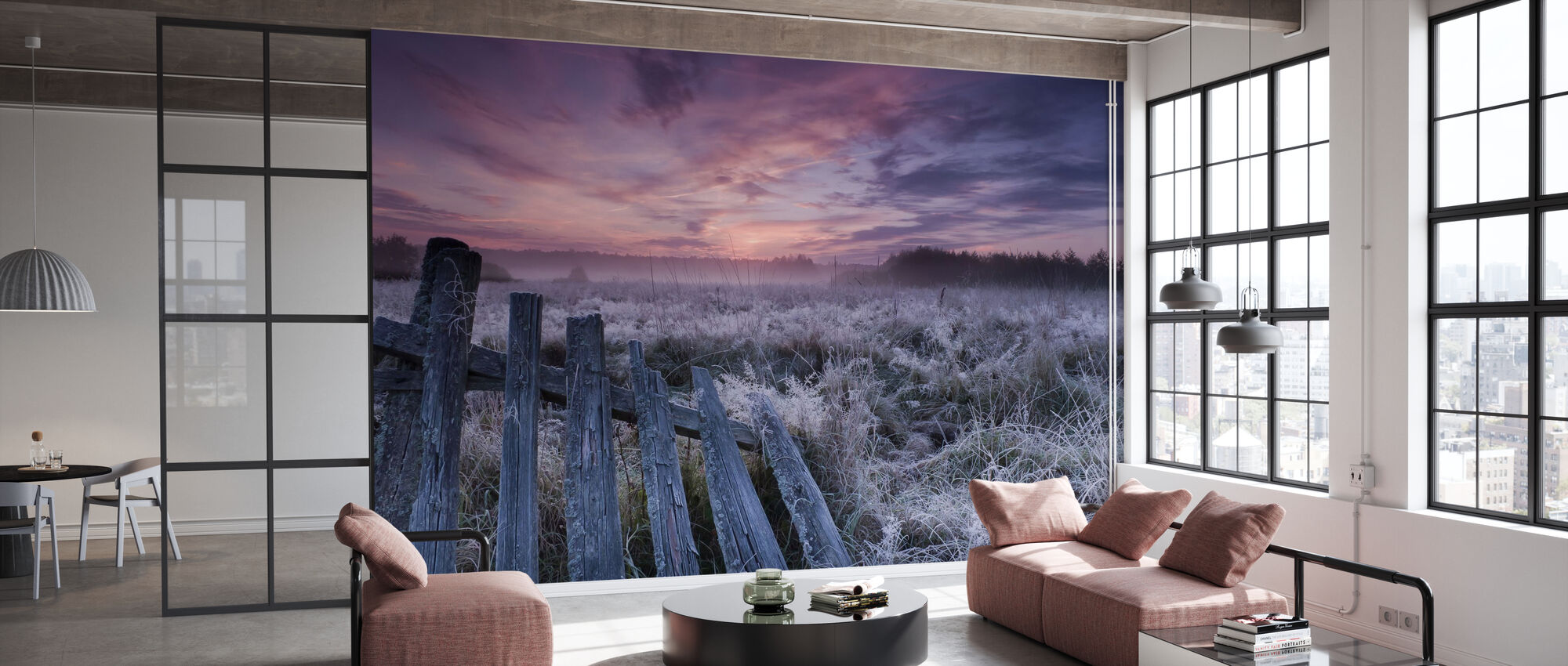 Dawn Of Bialowieza Meadows High Quality Wall Murals With Free Us Delivery Photowall