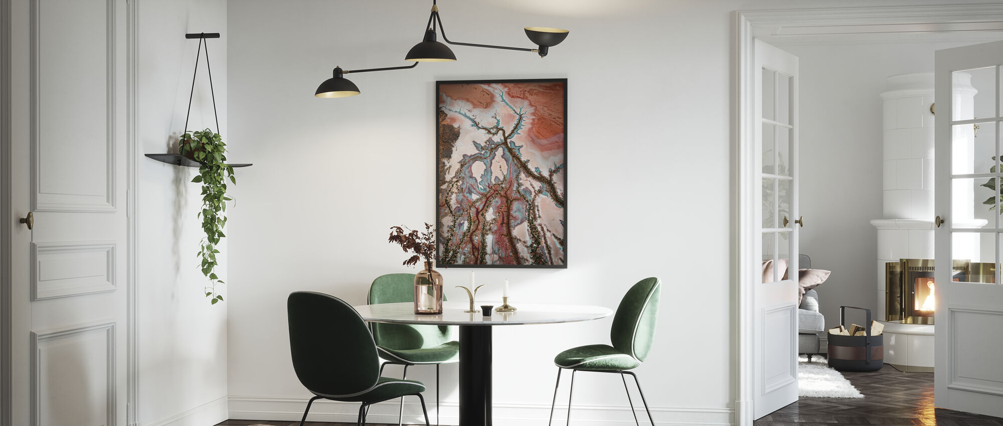 Kimberley Creative - Framed print - Kitchen