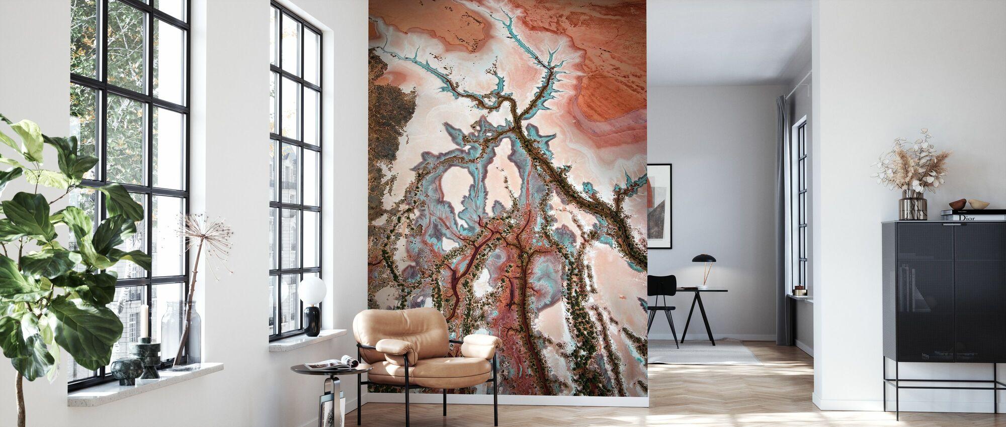 Kimberley Kreativ - Tapete - Wohnzimmer