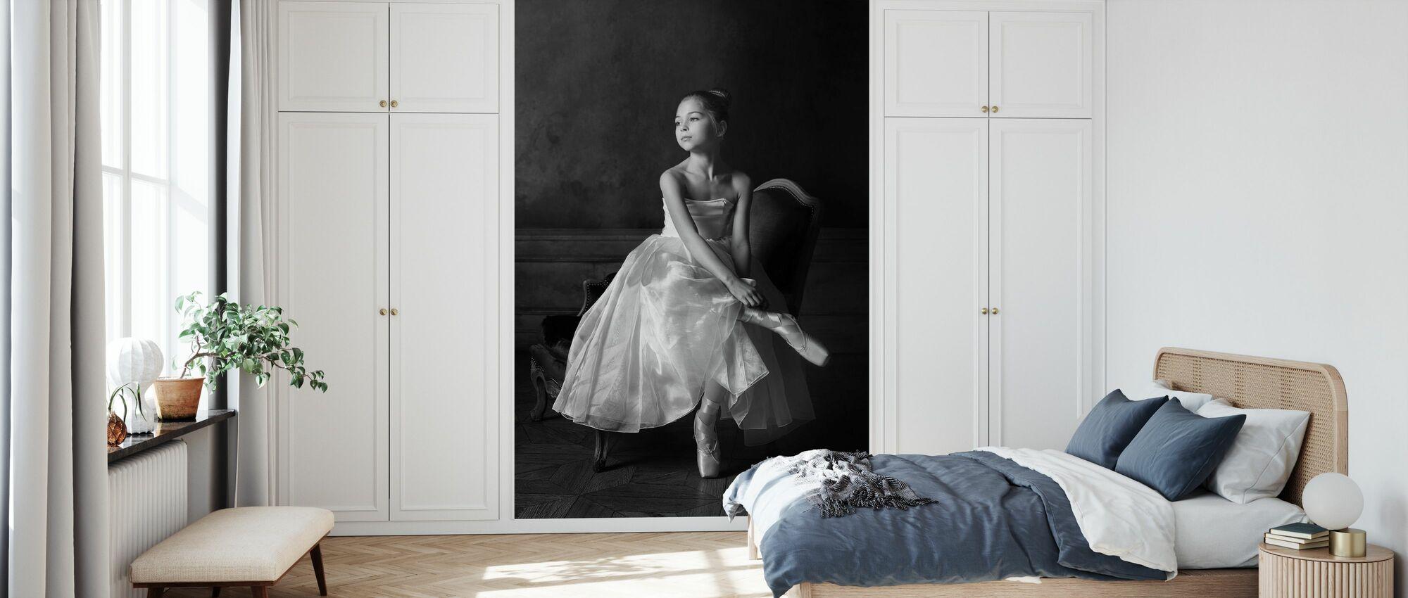 Little Ballet Star - Wallpaper - Bedroom