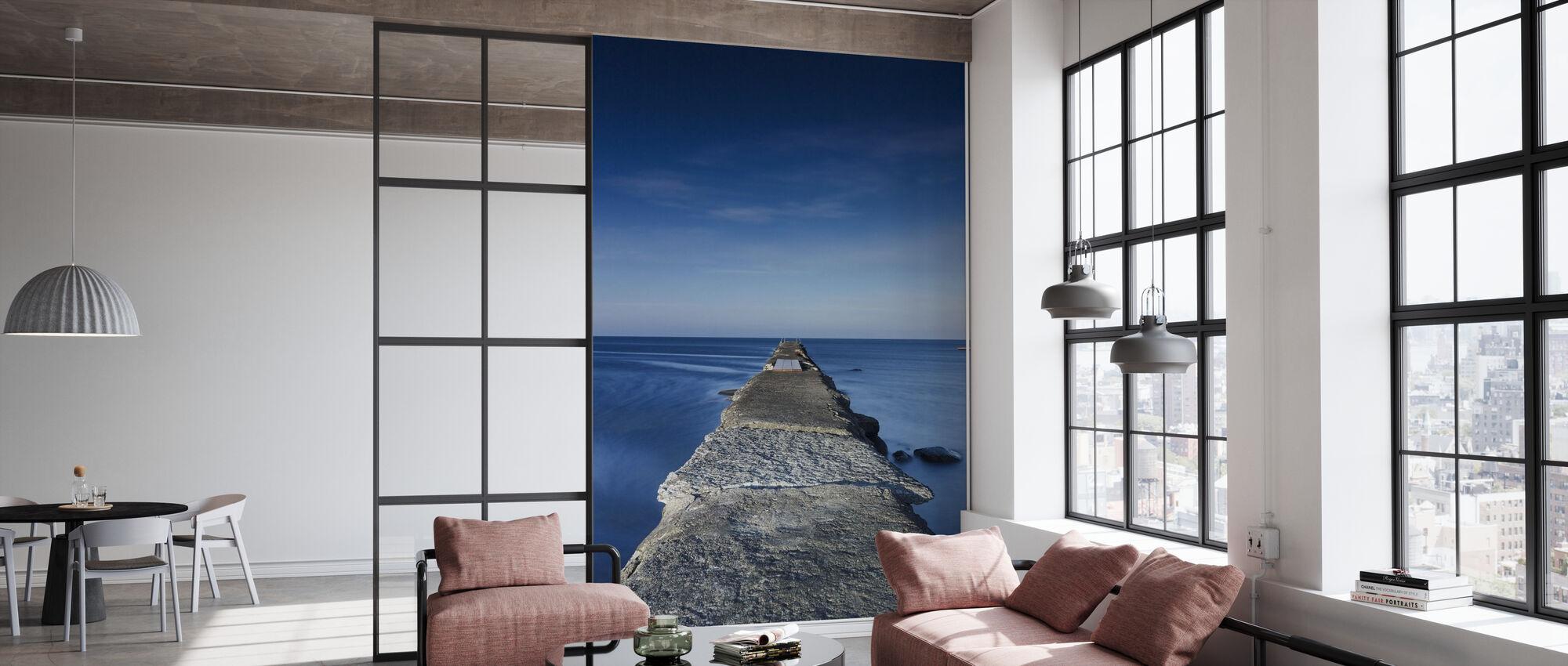 Boardwalk - Wallpaper - Office