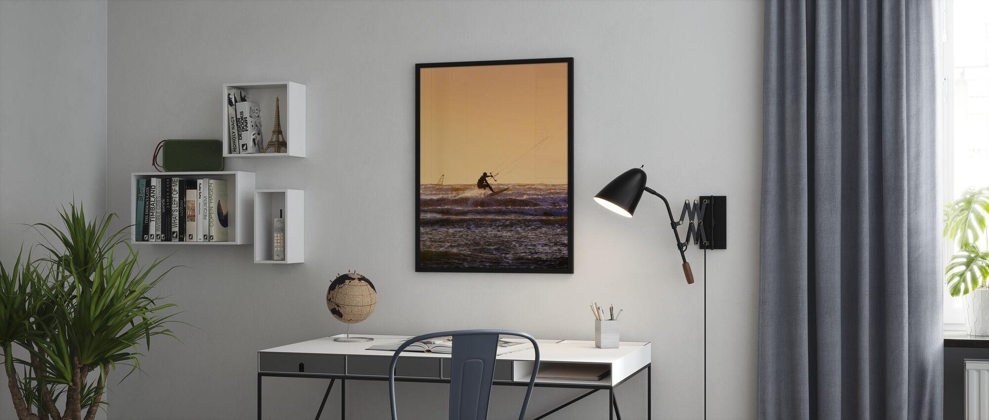 Halland Windsurfen - Poster - Büro