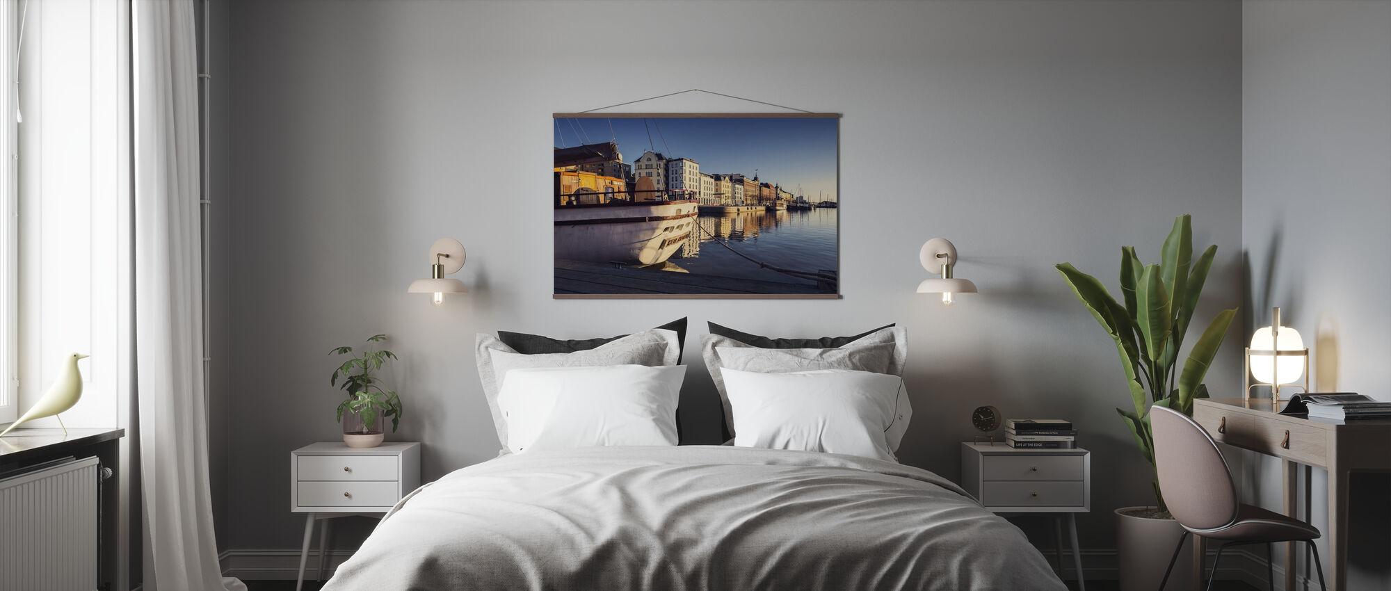 Old Harbor - Poster - Bedroom