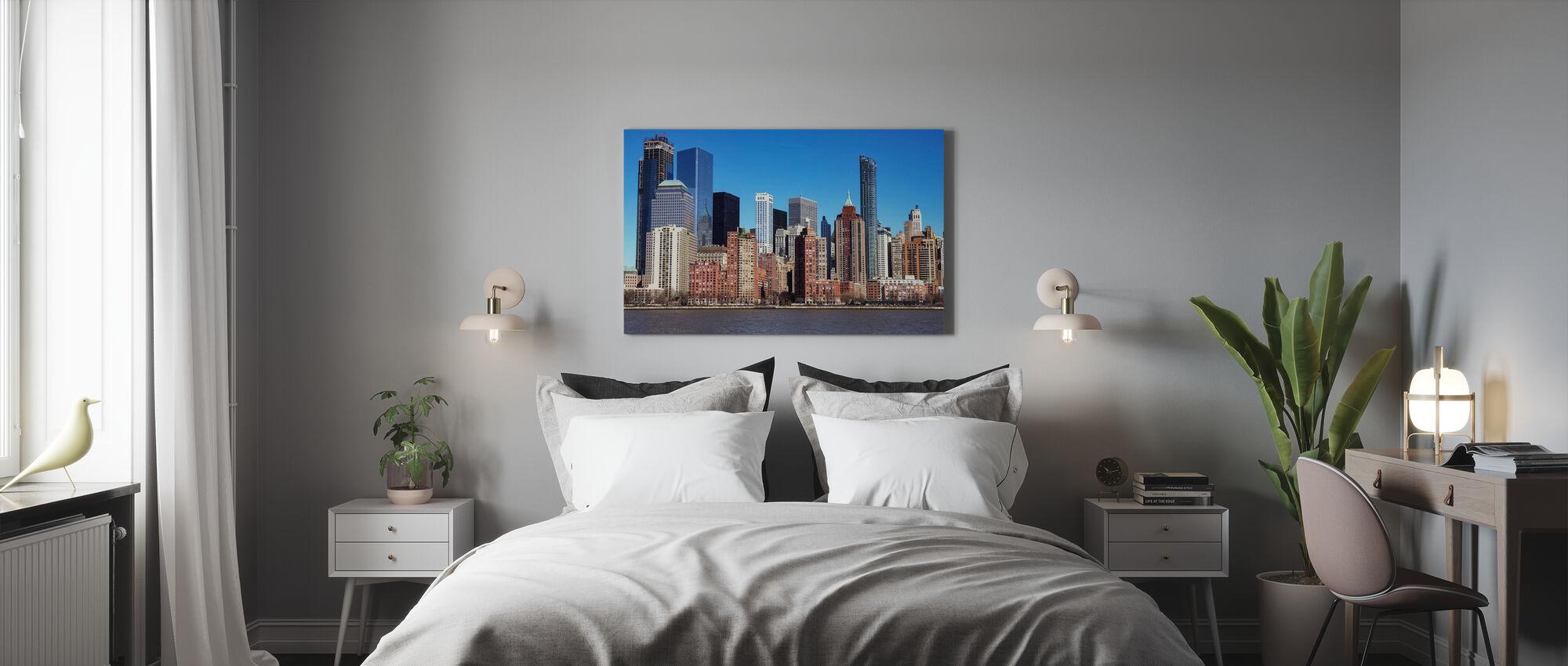 Manhattan Skyscraper Stupisci Chi Ami Con Stampe Su Tela Photowall