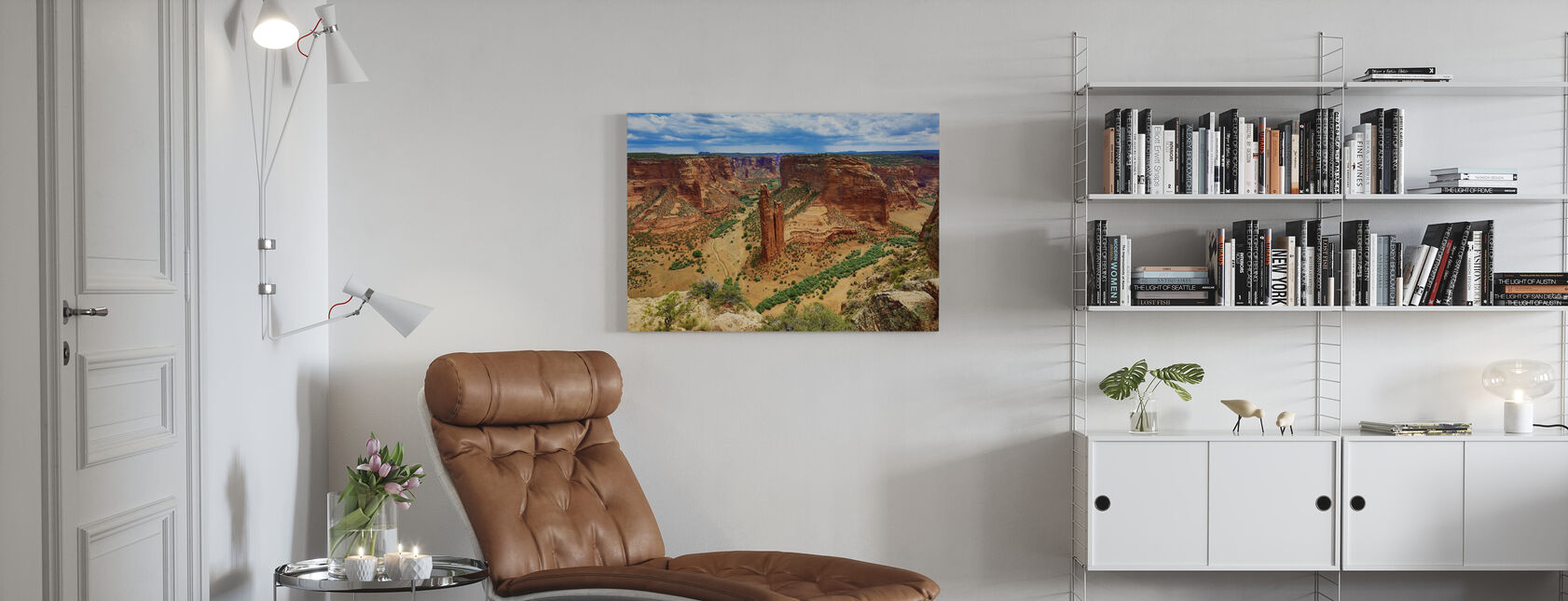 De Chelly Sandstone - Canvas print - Living Room