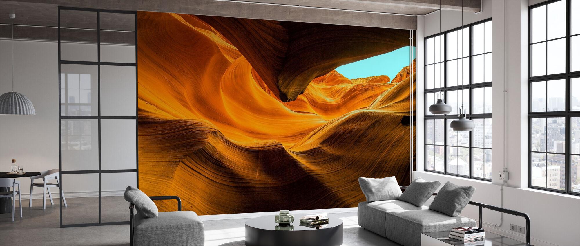 Arizona Canyon - Wallpaper - Office