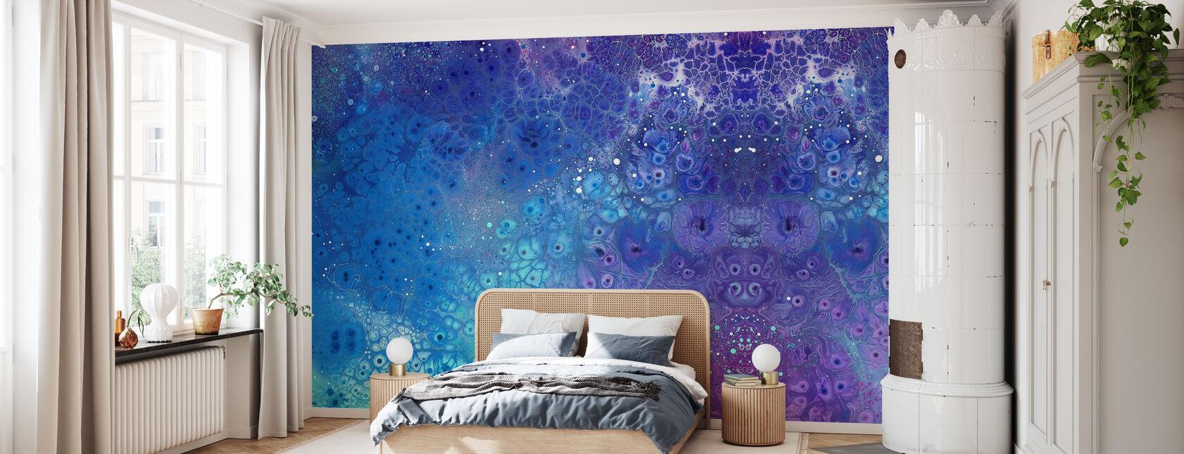 AURA Aquatique - Papier peint - Chambre