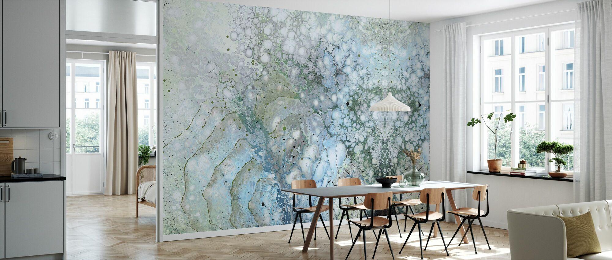 AURA Freshwater - Wallpaper - Kitchen