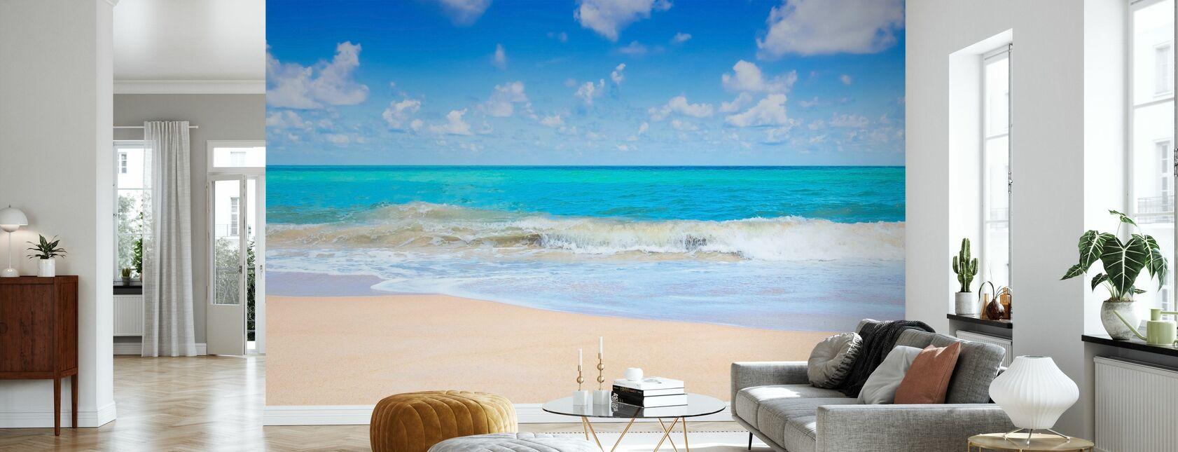 Andaman Sea - Wallpaper - Living Room
