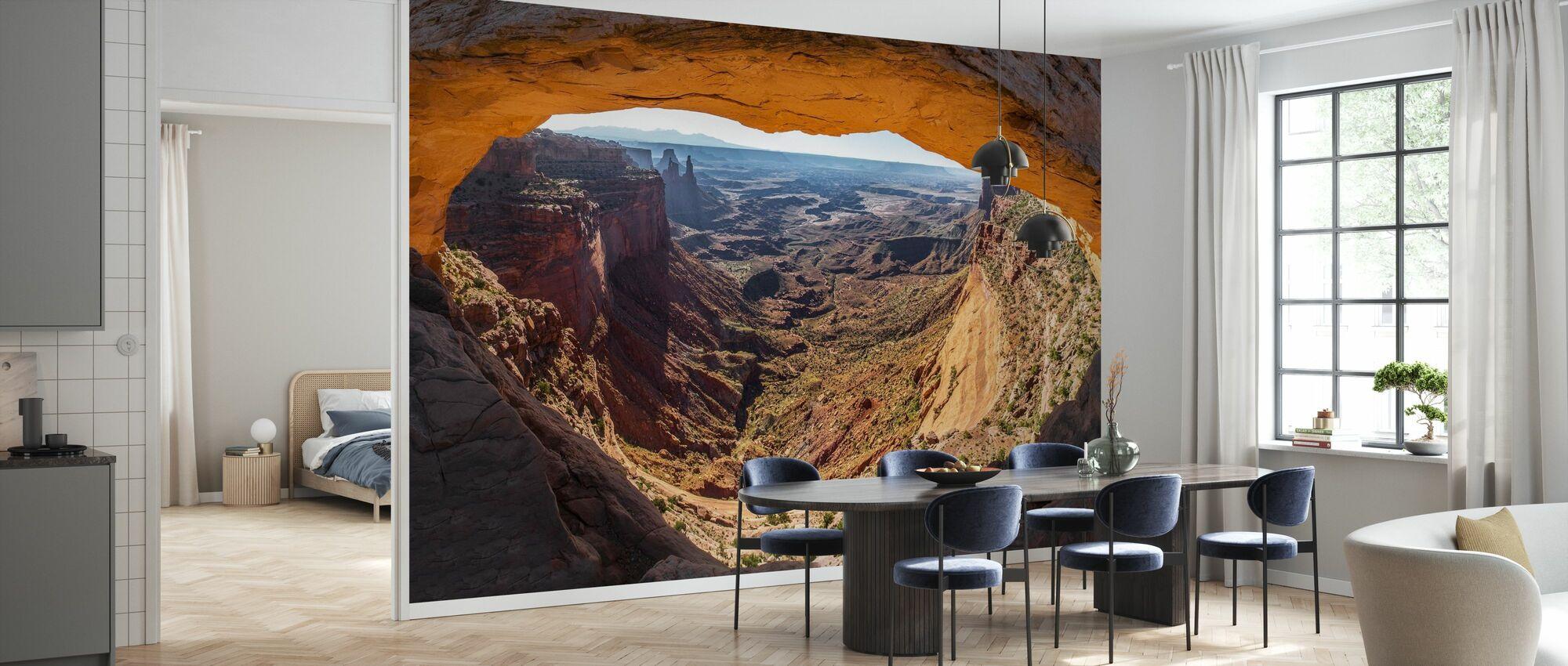 Mesa Arch - Wallpaper - Kitchen