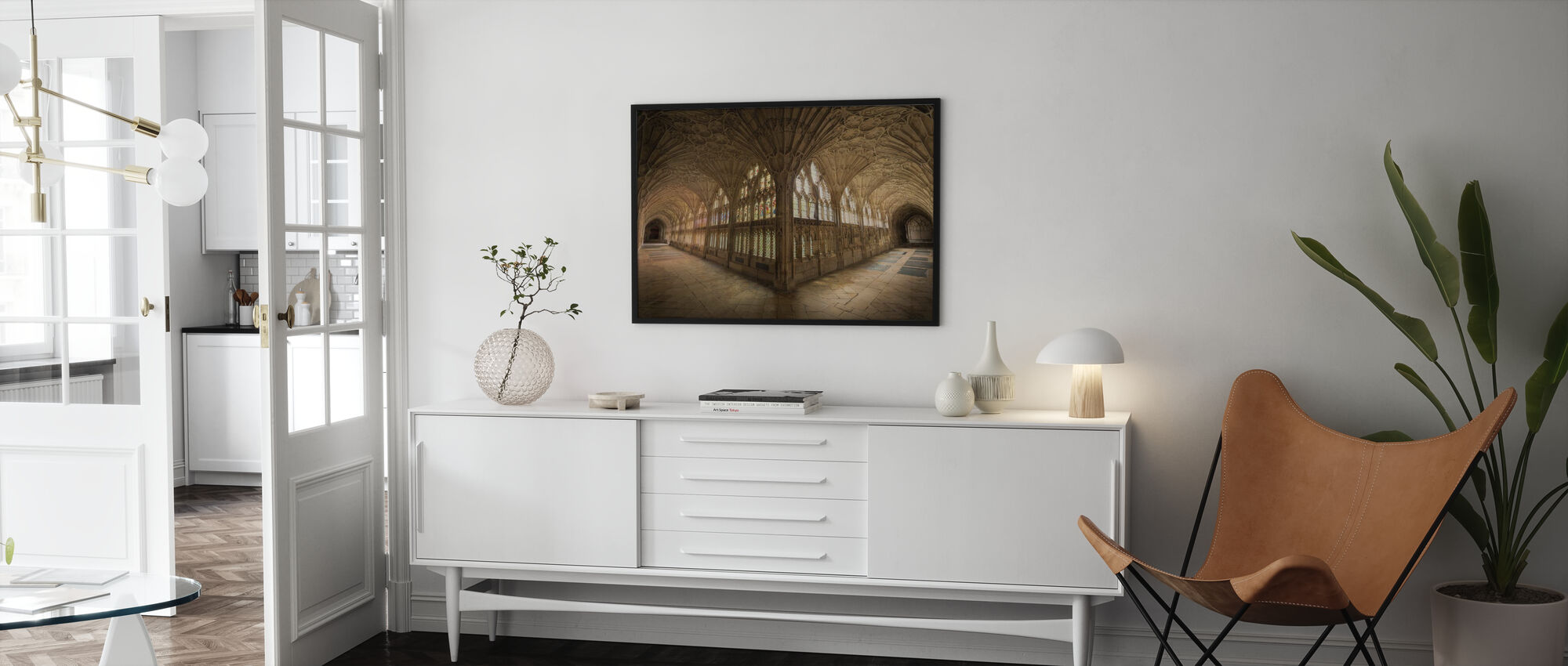 Abbey - Poster - Living Room