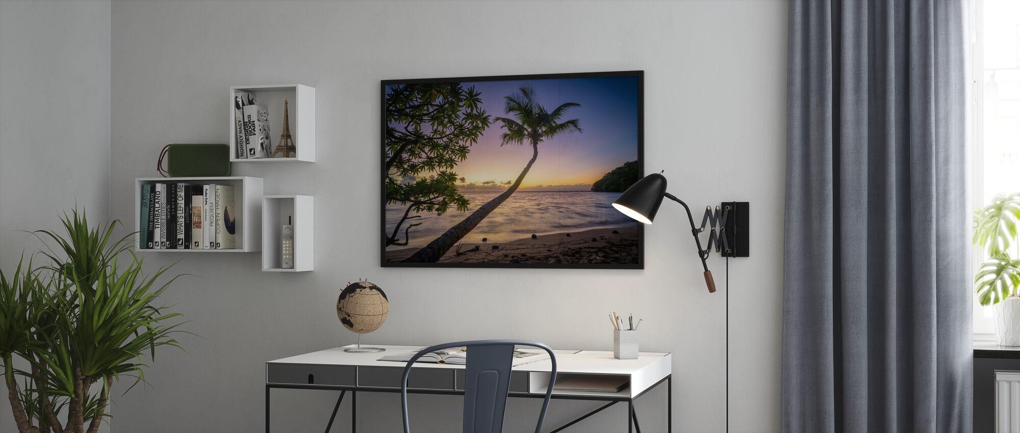 Sunset Beach - Poster - Kontor