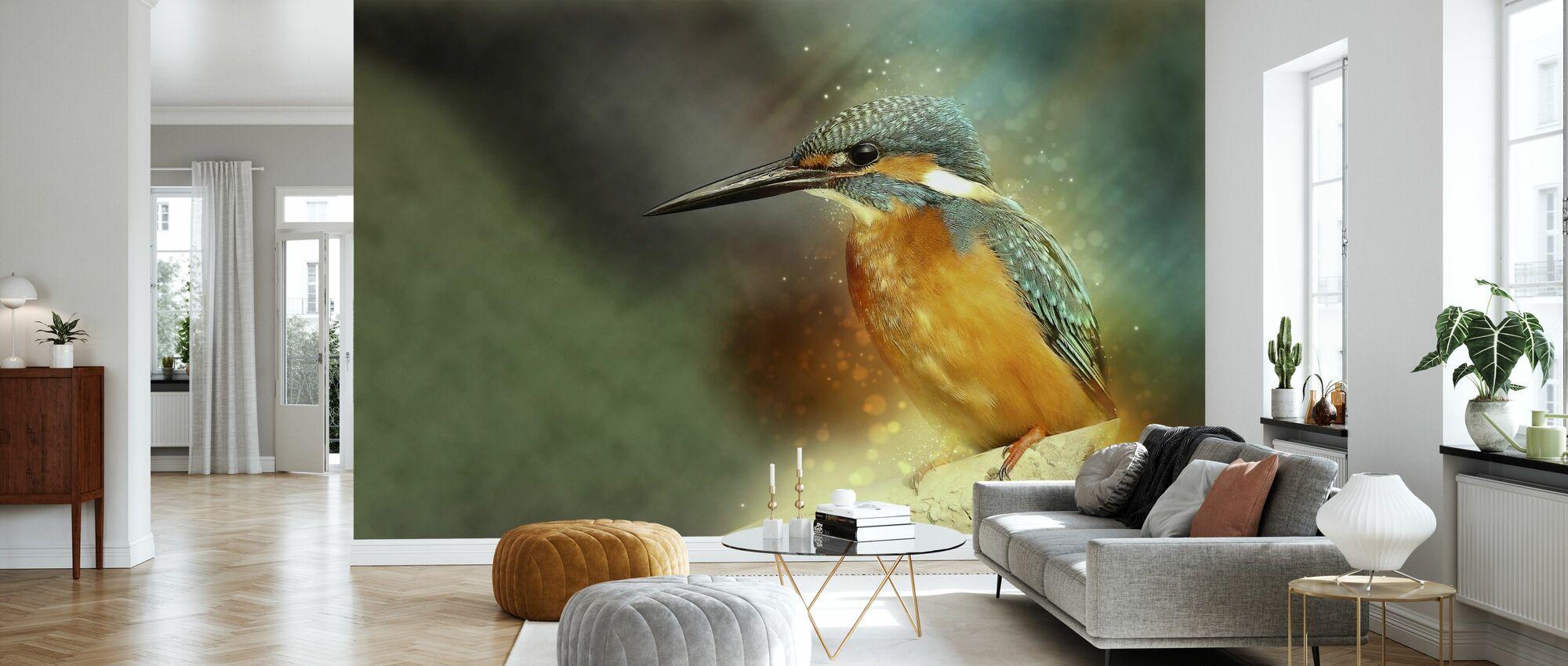 Kingfisher - Tapetti - Olohuone