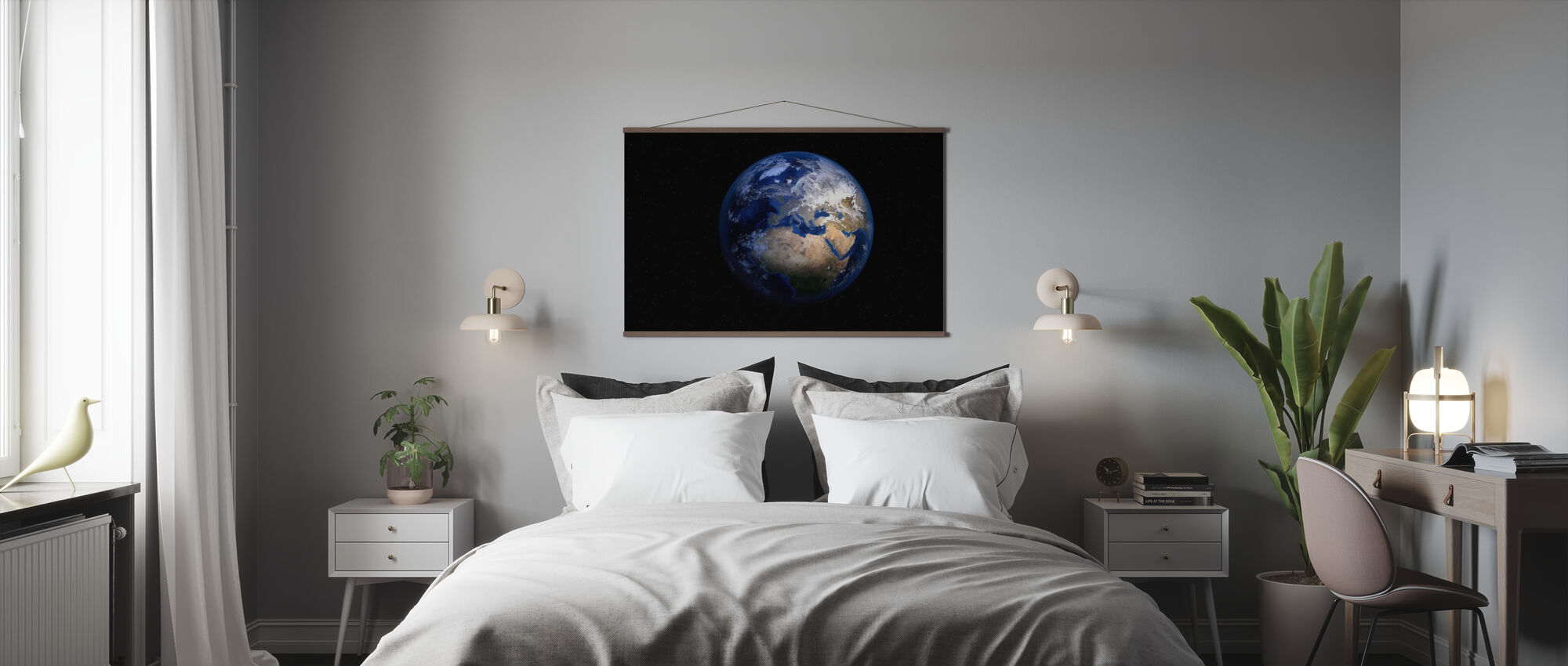 Planet Earth - Poster - Bedroom