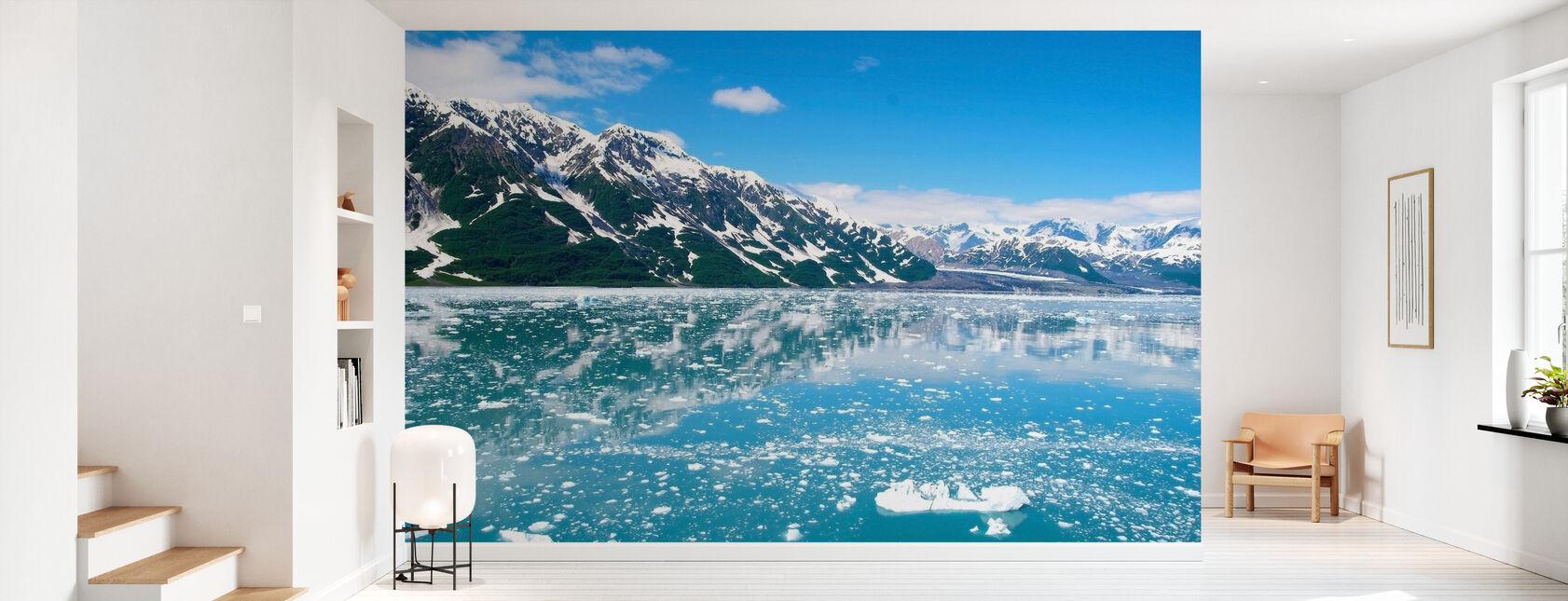 Alaska Bergen - Tapet - Hall