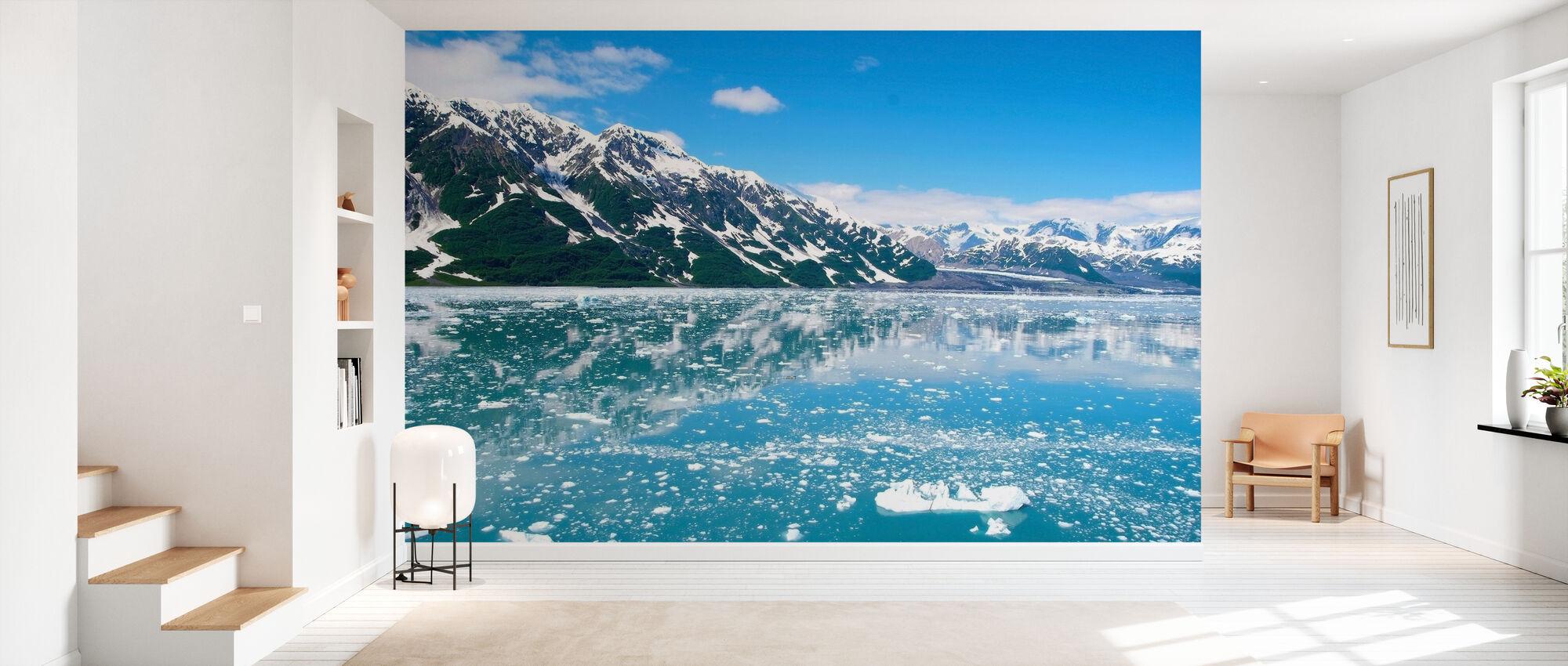 Alaska Mountains - Wallpaper - Hallway