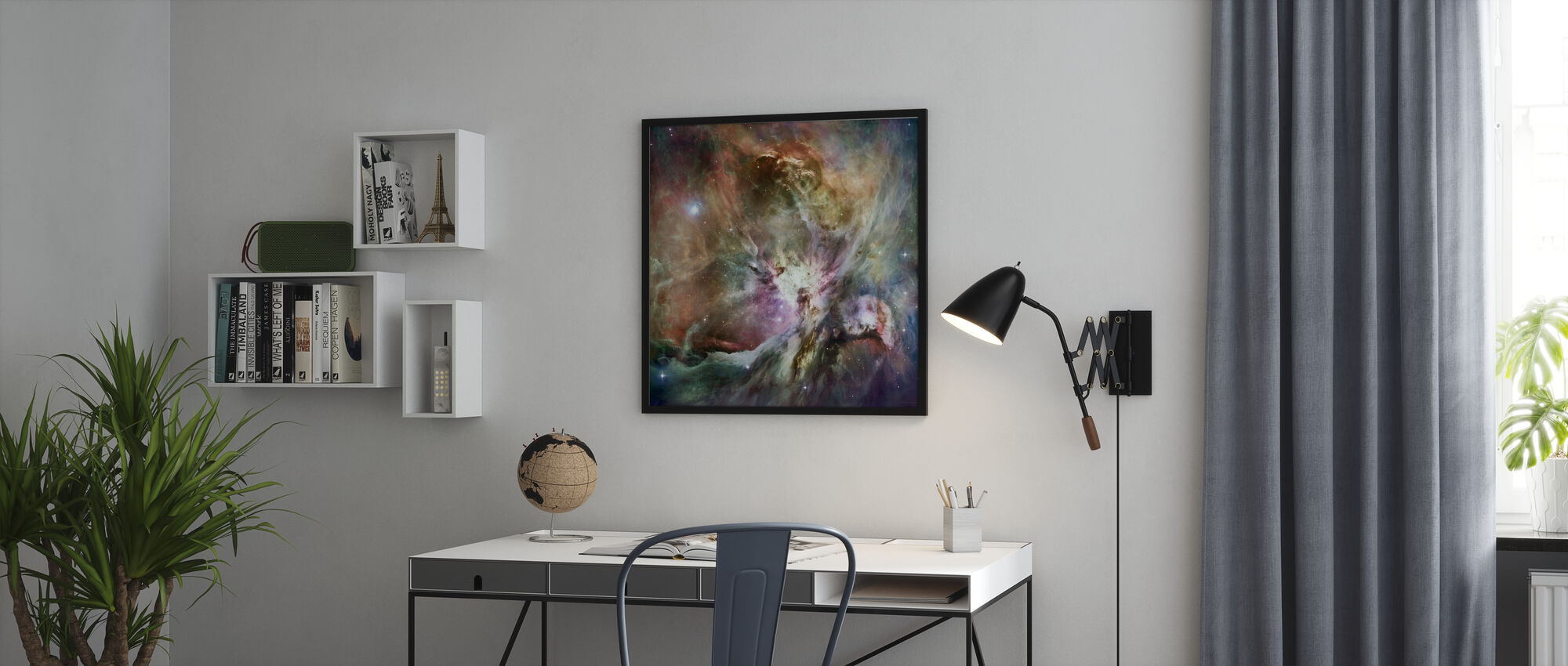 Orion Nebula - Plakat - Kontor