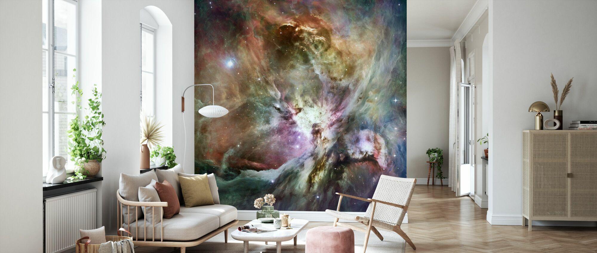 Orionin tähtisumu - Tapetti - Olohuone