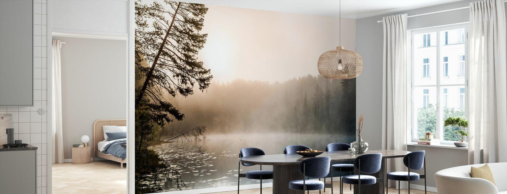 Een magische plek - Behang - Keuken