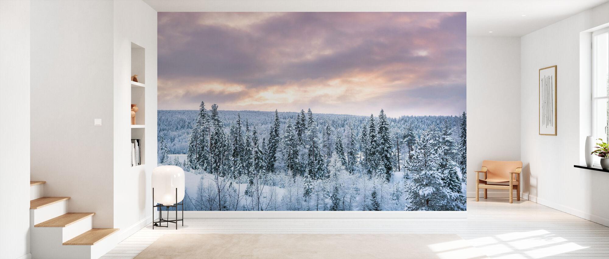 Winter is Coming - Wallpaper - Hallway