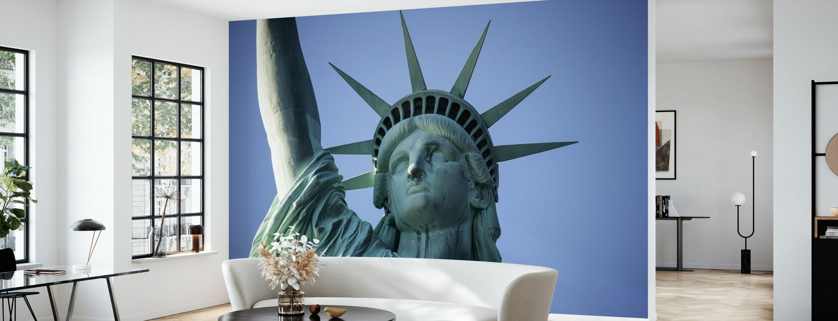 Statue of Liberty - Wallpaper - Living Room