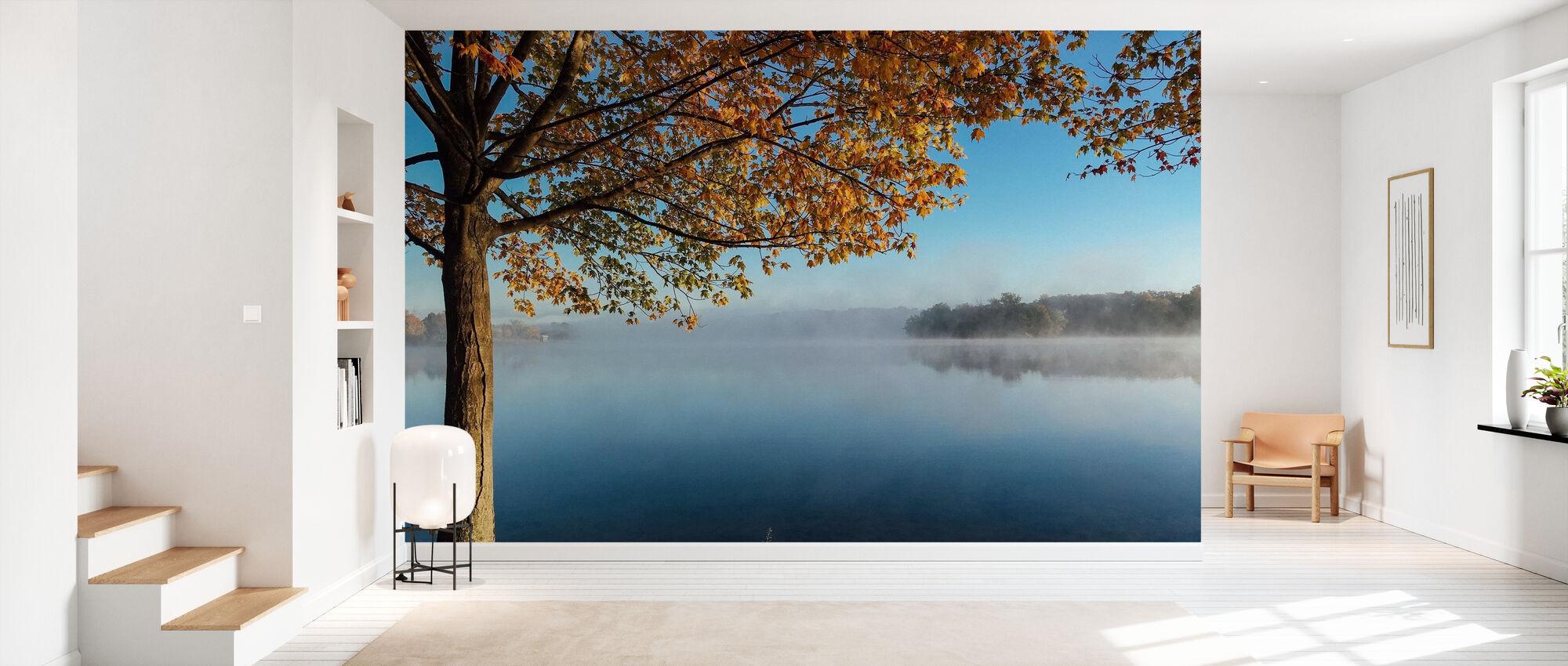 Dimma sjö - Tapet - Hall