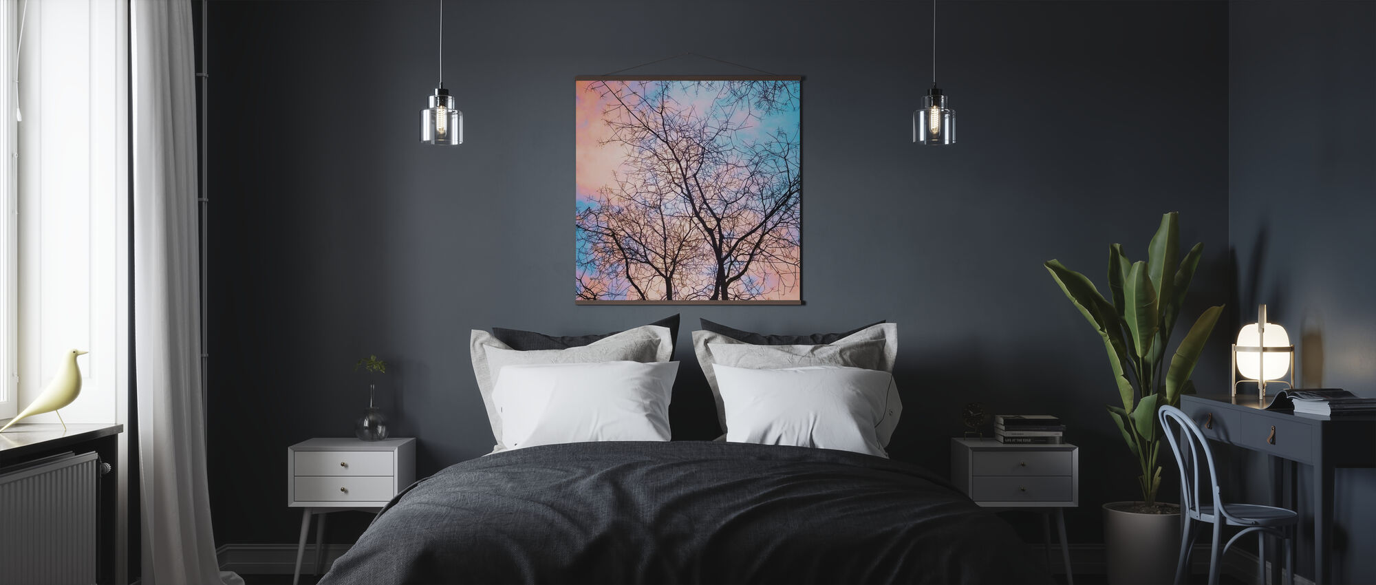 Bare Tree - Poster - Bedroom