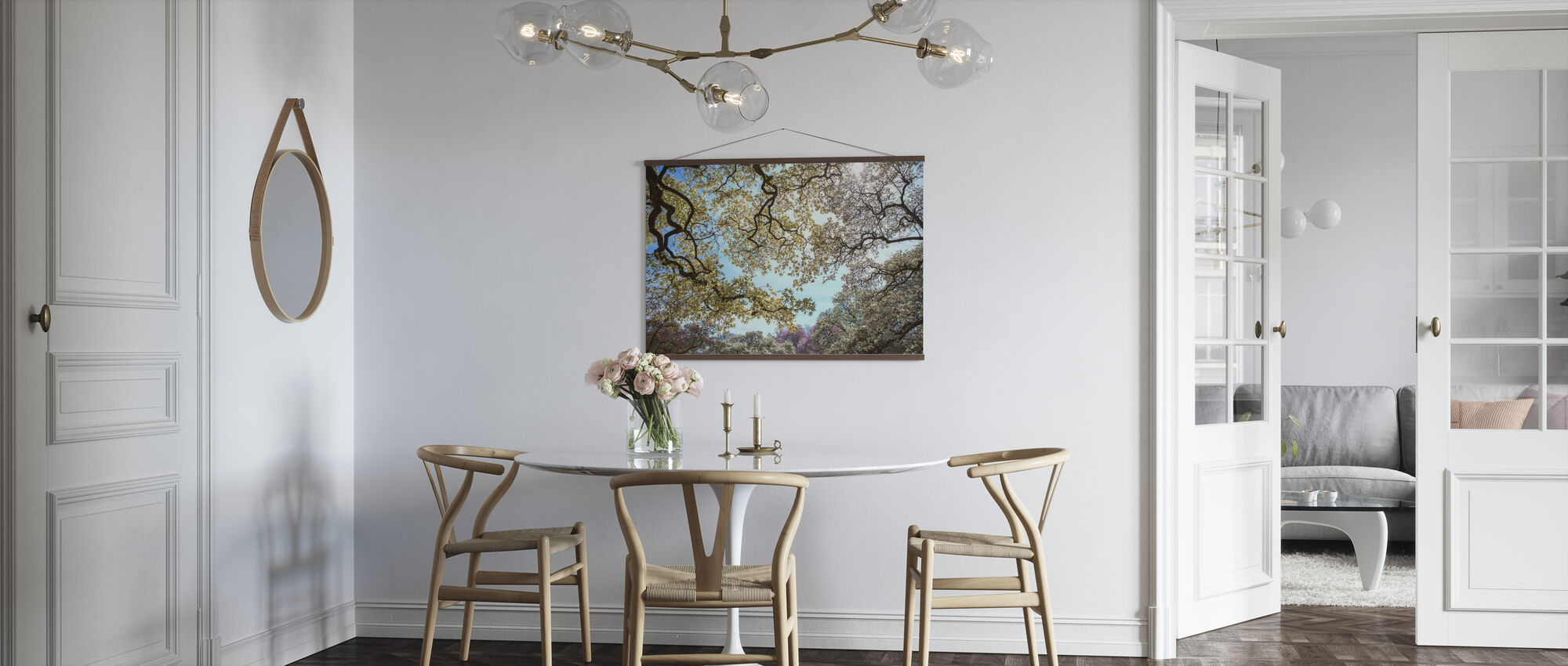 Magnolia Treet - Plakat - Kjøkken