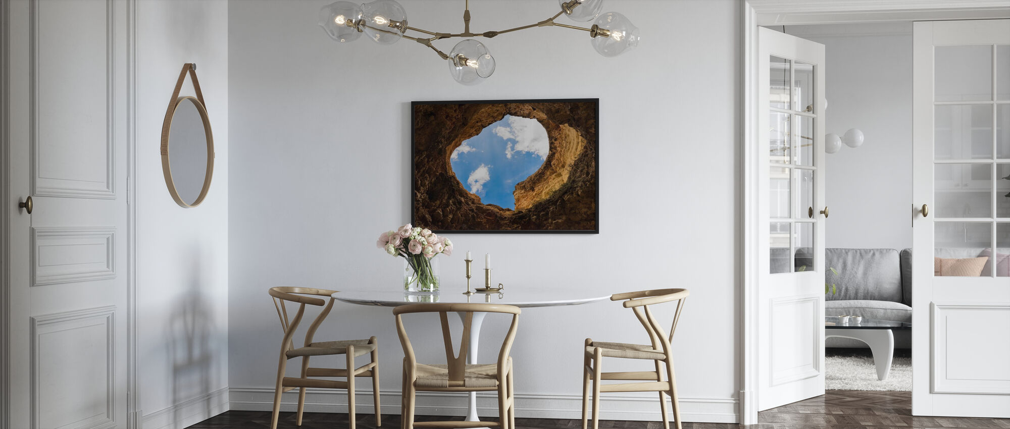 Cave Hole - Poster - Kitchen