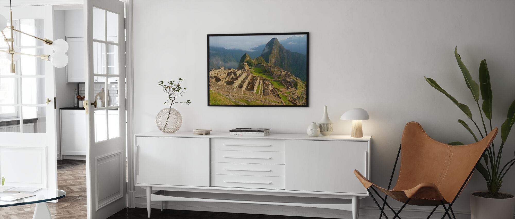 Machu Picchu - Poster - Wohnzimmer