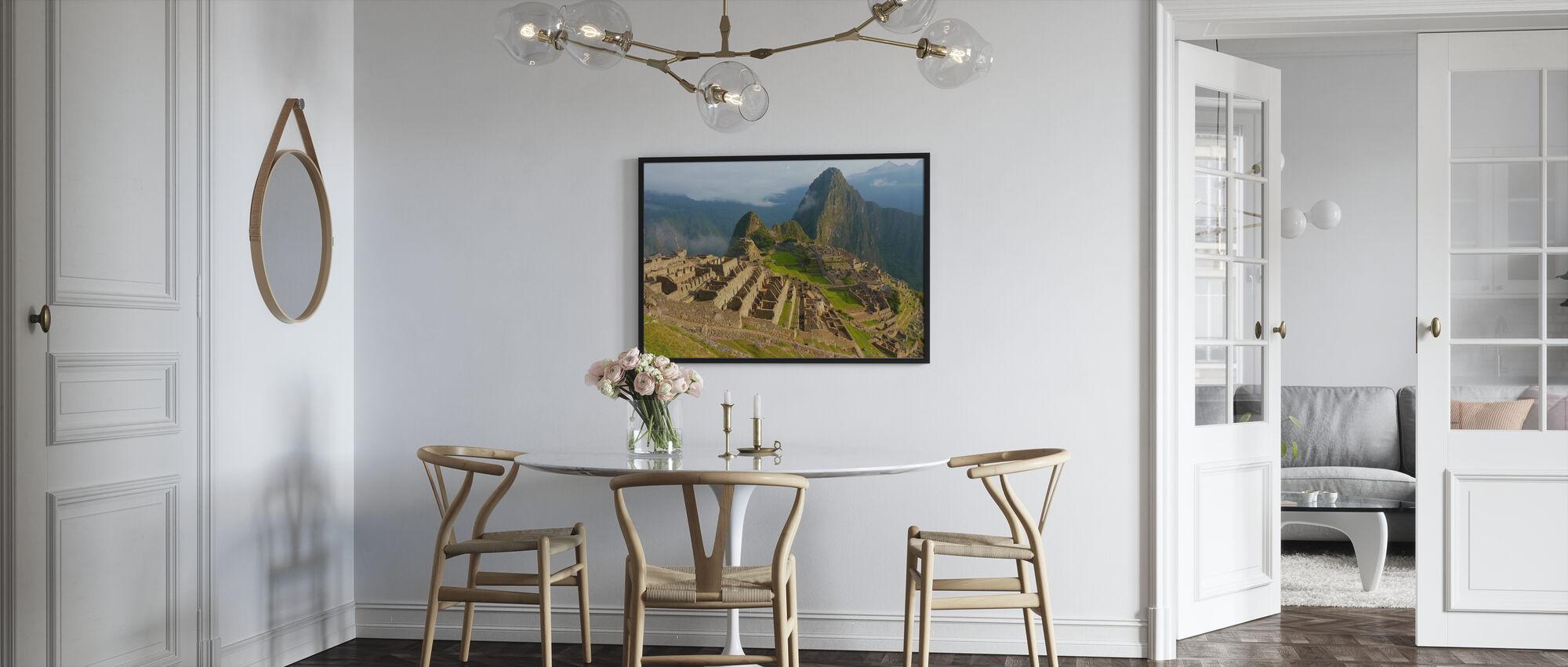 Machu Picchu - Framed print - Kitchen