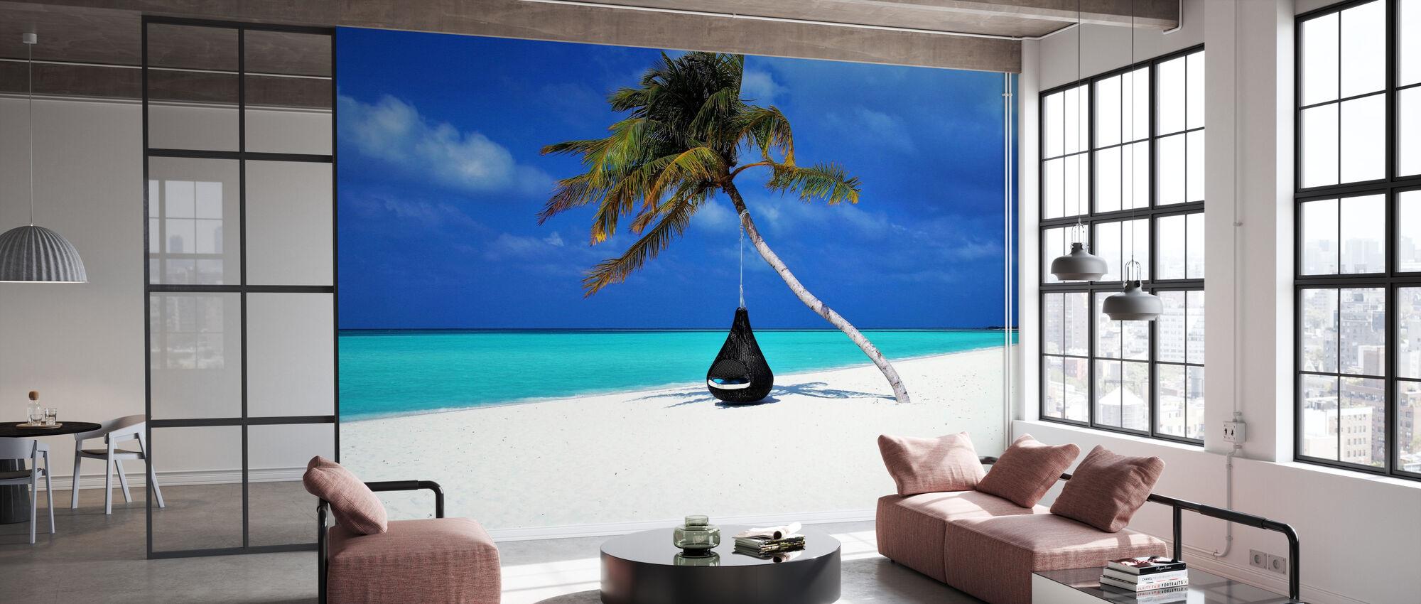 Mooi Zand en Strand - Behang - Kantoor