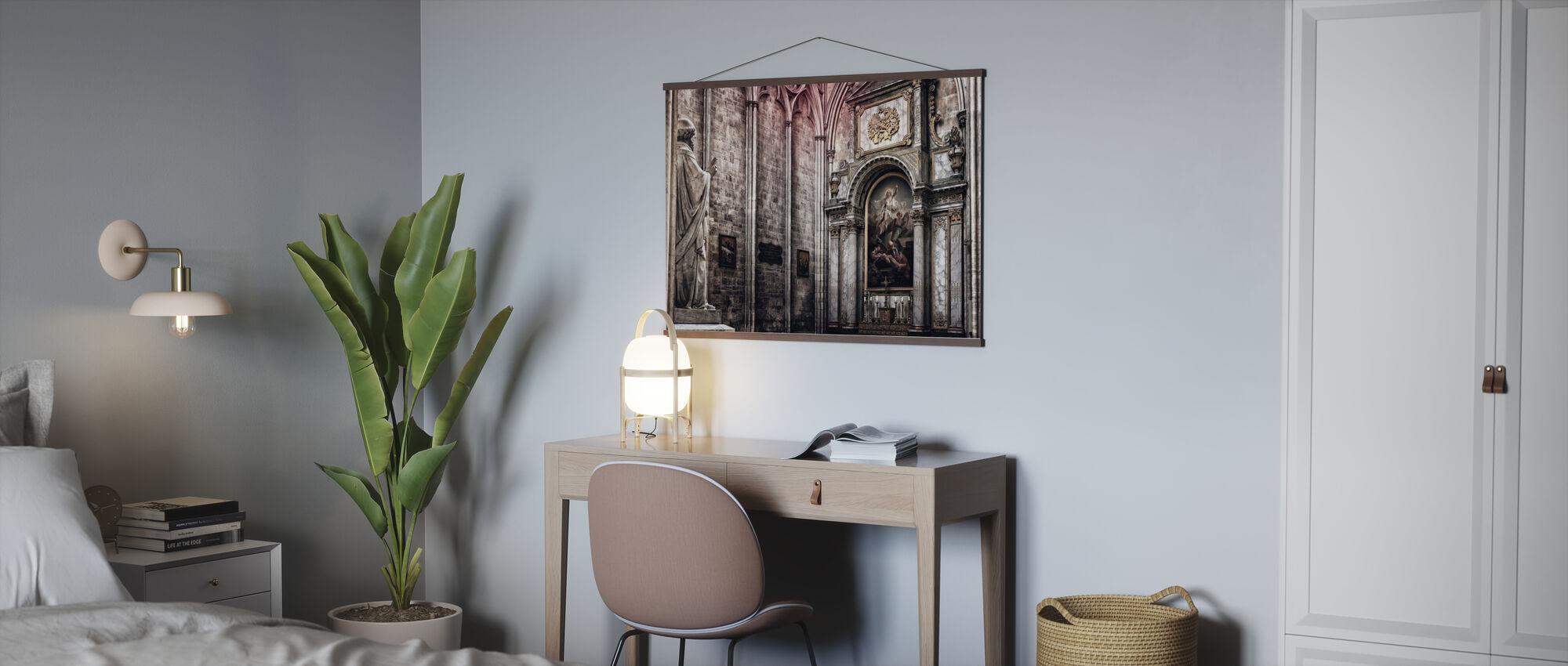 Altar - Poster - Office