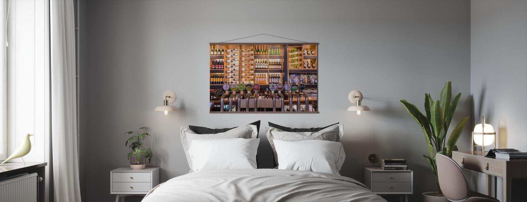 Pub - Poster - Bedroom