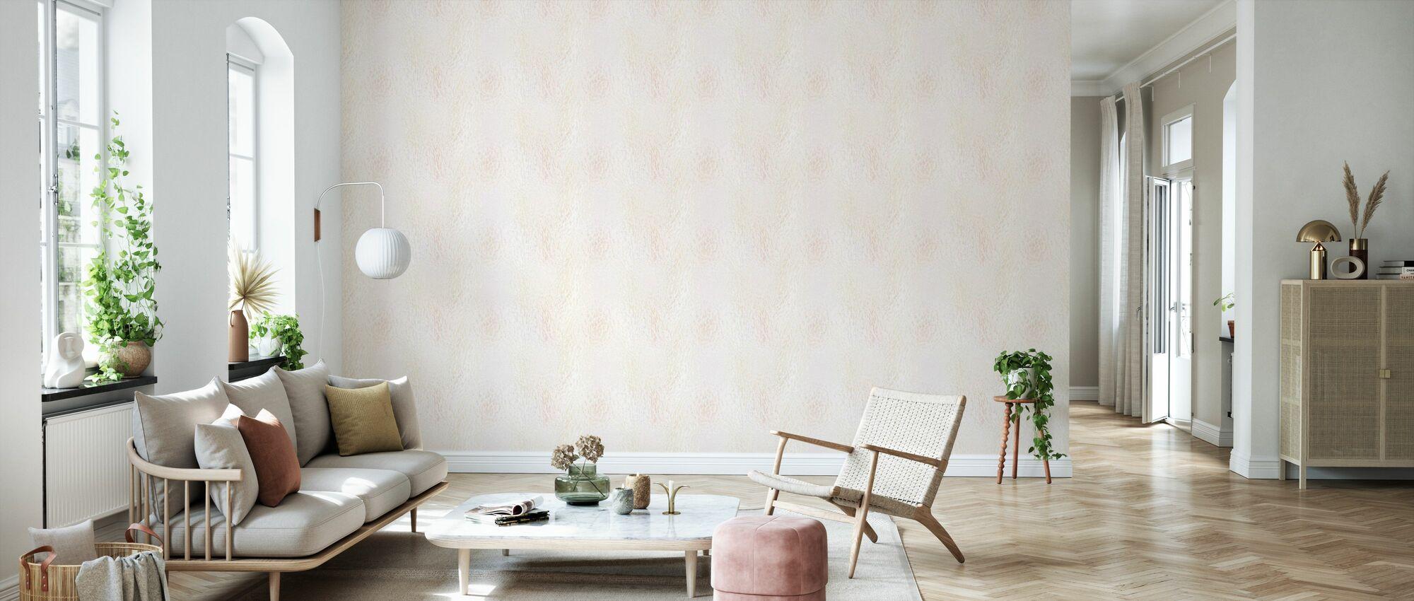Corail Blanc II - Papier peint - Salle à manger